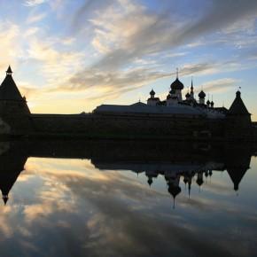 Соловецкие острова - русский антиминс. Лето 2017