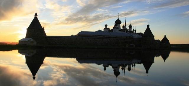 Соловецкие острова -русский антиминс. Паломническая поездка на Соловецкие острова   2021 г