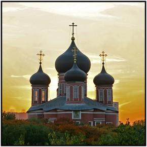 Московия. Троице - Сергиева лавра и святые места Москвы