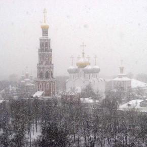 Московия. Троице-Сергиева лавра и святые места Москвы