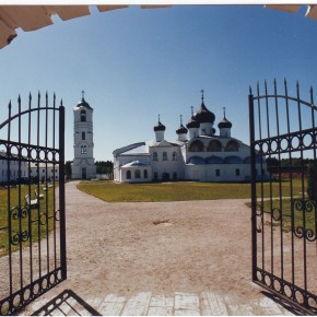 Монастыри Приладожья. Александро-Свирский и Введено-Оятский монастыри  по субботам