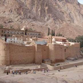 Святая земля. Паломническая программа Русской духовной миссии с посещением Синая