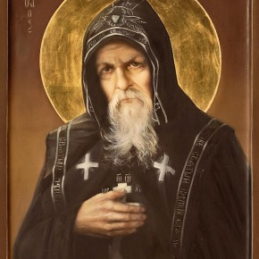 На день памяти преподобного Серафима Вырицкого в Вырицу и Тярлево    3 апреля
