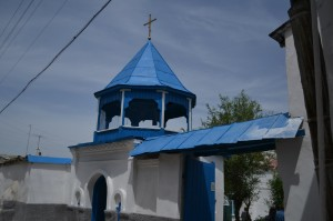 Храм св. Георгия в Самарканде
