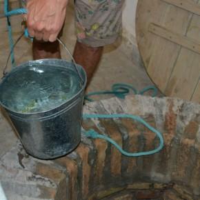 Чистейшая вода древнего источника Патриарха Иова