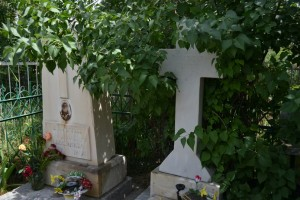 Могила исповедника Серафима Суторихина в Самарканде