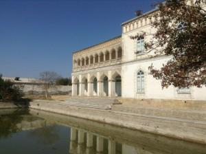 Ханский дворец в Бухаре