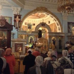 Успенский собор, Ташкент
