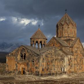 Древние христианские святыни Армении и Иверии  3 -15 мая  2021