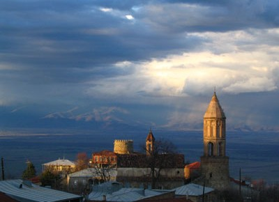 На день празднования  святой Равноапостольной Нины( 4 дня) 25 -28 января