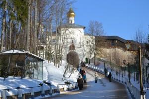 Псково -Печорский монастырь