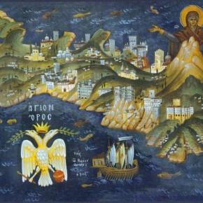 Святой Афон с сопровождающим и восхождением на гору Афон