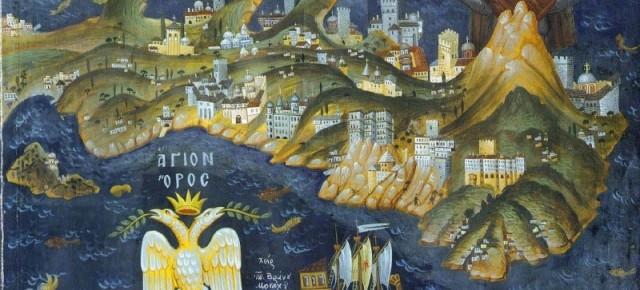 Святой Афон ( с сопровождающим и восхождением на гору Афон)