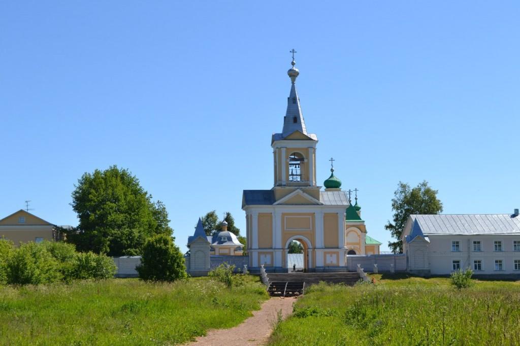 ВВедено- Оятский монастырь
