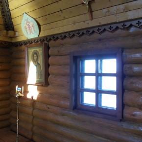 Часовня Новомучеников в монастыре