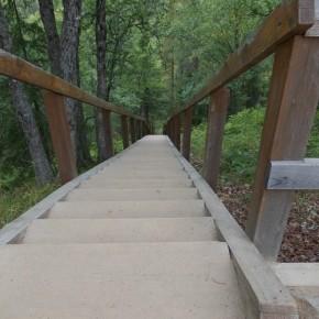 Лестница Секирки