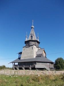 Храм святителя Николая на Беломорканале