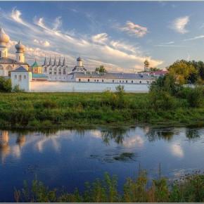 Заступница северных земель. Тихвинский и Антониево-Дымский монастыри