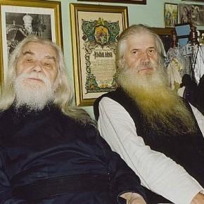о. Иоанн Крестьянкин и о. Александр Васильев