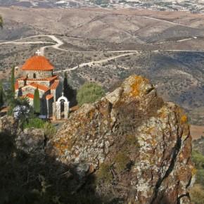 Паломничество на остров Кипр