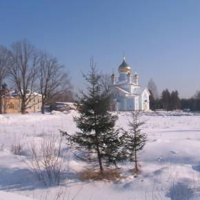 Крещенская поездка в Череменецкий монастырь и Никандрову пустынь 19 января