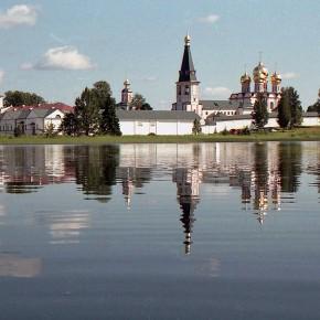 Валдай. Иверский монастырь. Ижицы