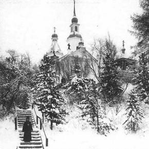 К Святыням Лужской Земли.Череменецкий монастырь