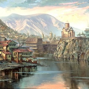 Осенняя Иверия. Паломническая поездка в Грузию 4 -10 ноября
