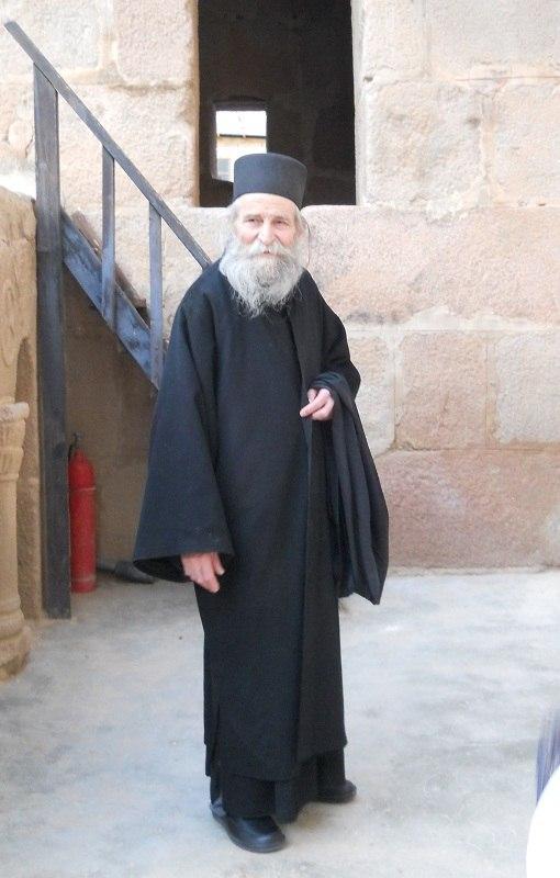 архимандрит Павел, духовник братии