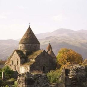 Монастыри Армении.  Впечатления  русского паломника