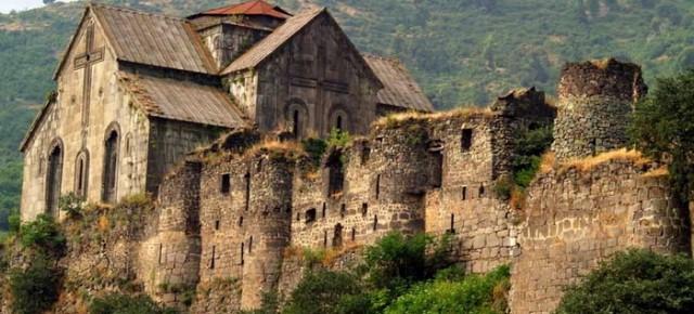 Апостольская Армения 30 апреля -7 мая
