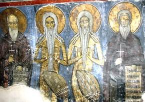 Кипр -остров святых