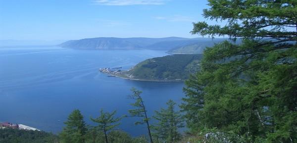 Байкал и  остров Ольхон