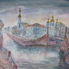 Петербург Тани Моргенштерн