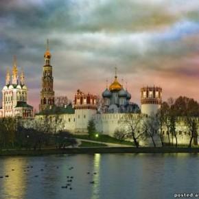 К святой Матроне  и великие московские святыни