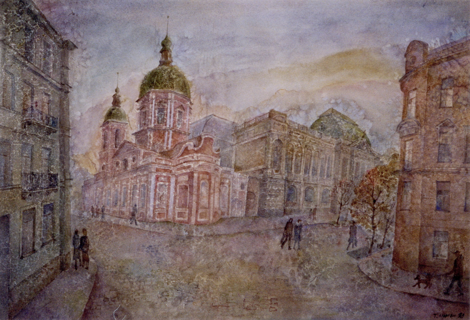 Пантелеймоновский храм