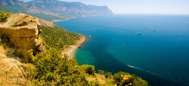 Крым -перекресток дорог, перекресток истории...