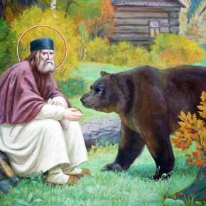 К преподобным отцам Святой Руси