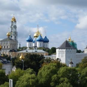 Московия. Троице-Сергиева Лавра и святые места Москвы  1 -  4 октября