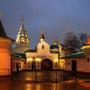 Златоглавая Москва