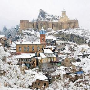 Зимняя Грузия.  Тбилиси и Бакуриани