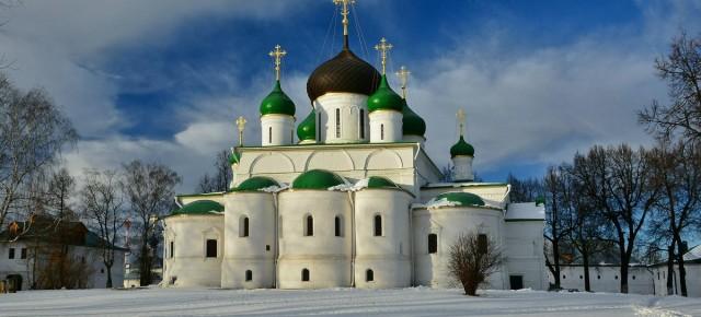 Московия. К Животворящему Кресту в Годеново и великие московские святыни 22 -25 февраля