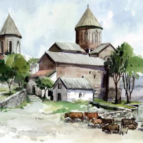 Христианские святыни Армении и Грузии