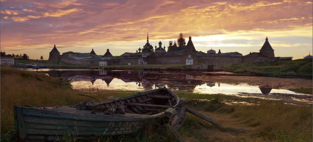 Дорогами  Новомучеников Российских   на   Соловецкие острова