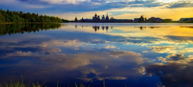Паломничество на Соловецкие острова.  Лето 2018
