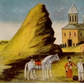 На день святого Георгия в Иверию 20-25 ноября