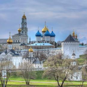Московия. Троице-Сергиева Лавра и святые места Москвы 23 -26 октября
