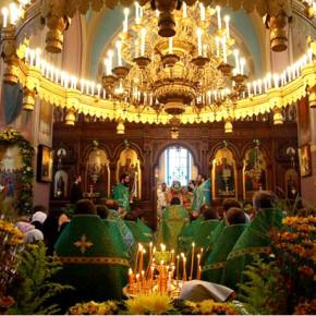 На праздник Святой Троицы  на Святую Землю с проживанием в   Горненском  монастыре