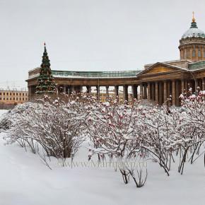 Рождество в Санкт -Петербурге 3 дня/2 ночи