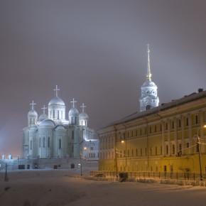 """Рождественская программа  """"Святыни Золотого кольца"""""""